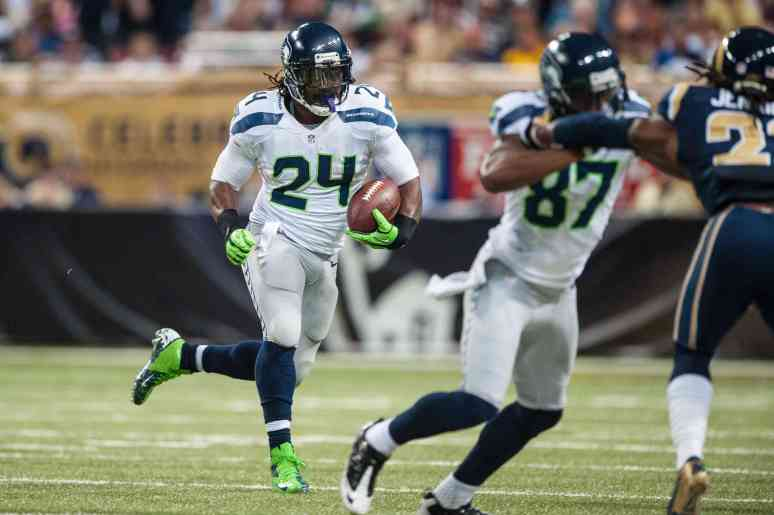 Image result for marshawn lynch 2012