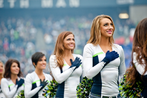 Sea Gals, National Anthem