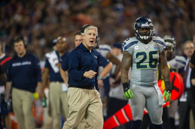 Pete Carroll, Michael Robinson