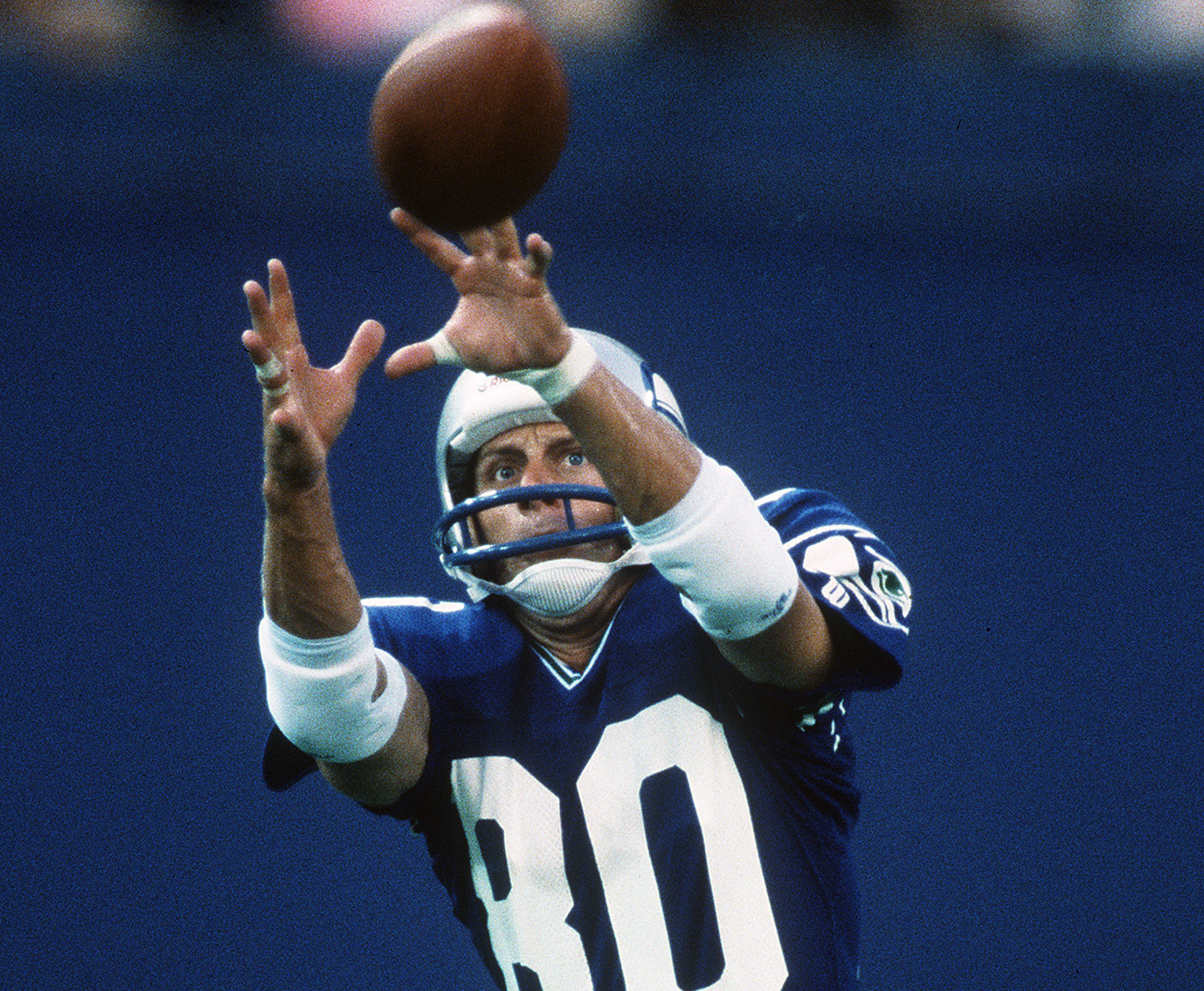 Warren Moon >> Seahawks.com Blog » Steve Largent