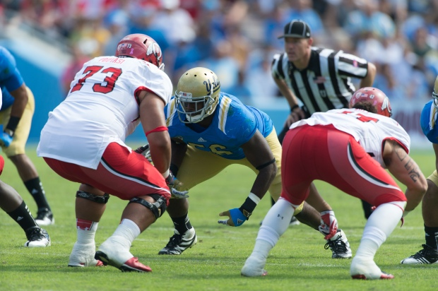 UCLA's Datone Jones (Courtesy  Don Liebig/ASUCLA)