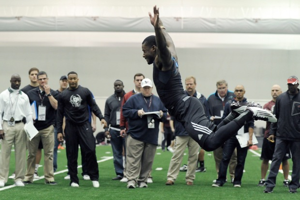 Pro Day Workouts