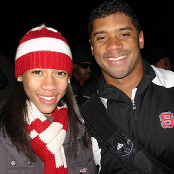 Anna Wilson, Russell Wilson