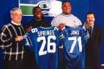 Walter Jones, Shawn Springs