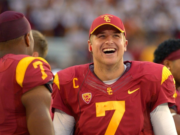 Matt Barkley, T.J. McDonald