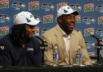 Earl Thomas, Russell Okung