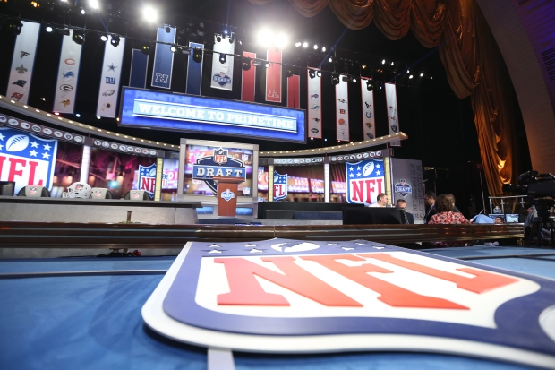 2013 NFL Draft - Radio City Music Hall