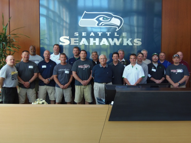 Seahawks High School Coaches Academy
