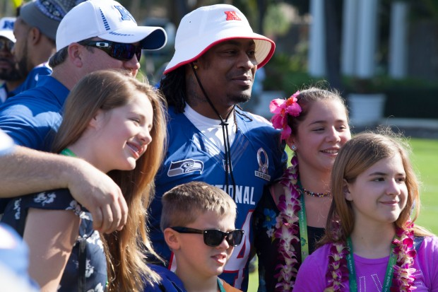Marshawn Lynch to host Bay Area charity weekend